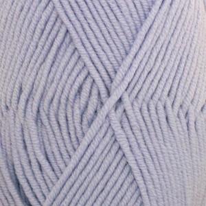 Drops Merino Extra Fine Garn Unicolor 14 Stålblå