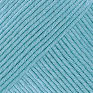 Drops Muskat Garn Unicolor 02 Ljus blå