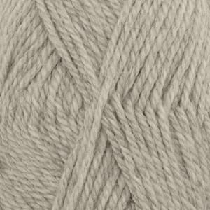 Drops Nepal Garn Mix 0500 Ljus grå