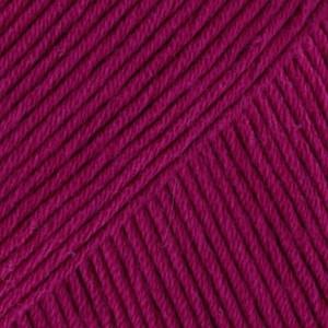 Drops Safran Garn Unicolor 15 Fuchsia