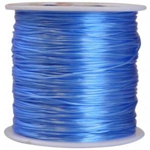 Elastisk Tråd Nylon Blå 0