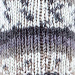Järbo Soft Raggi Garn Print 31205 Grå
