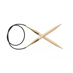 KnitPro Bamboo Rundstickor Bambu 40cm 4