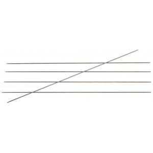 KnitPro Karbonz Strumpstickor Kolfiber 15cm 1