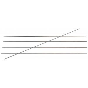 KnitPro Karbonz Strumpstickor Kolfiber 20cm 1