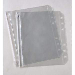 KnitPro Plastfickor till Förvaringspärm - 2 st.