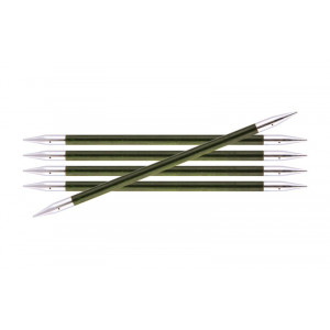 KnitPro Royalé Strumpstickor Björk 20cm 5