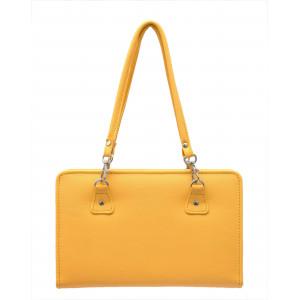 KnitPro Thames Väska till Stickor Gul