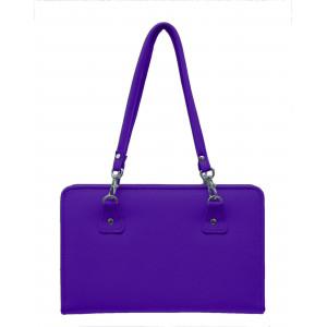 KnitPro Thames Väska till Stickor Lila