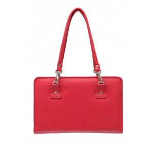 KnitPro Thames Väska till Stickor Röd