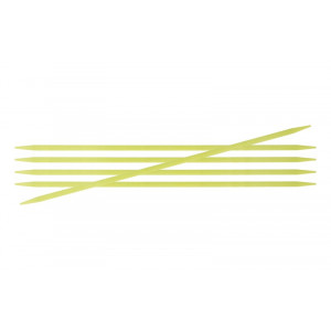 KnitPro Trendz Strumpstickor Akryl 15cm 3