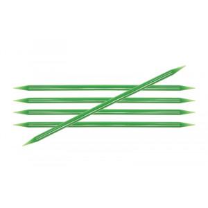 KnitPro Trendz Strumpstickor Akryl 15cm 4