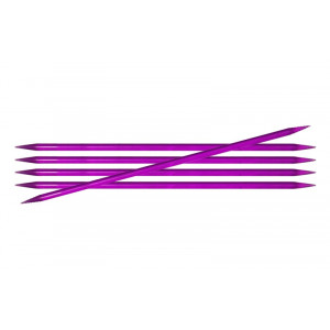 KnitPro Trendz Strumpstickor Akryl 15cm 5
