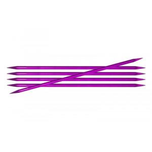 KnitPro Trendz Strumpstickor Akryl 20cm 5
