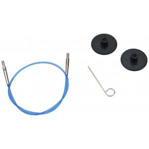 KnitPro Wire / Kabel till Ändstickor 28cm