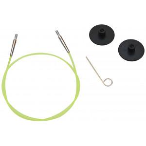 KnitPro Wire / Kabel till Ändstickor 35cm