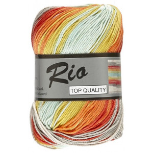 Lammy Rio Garn Long Print 902 Cirkus 100 gram