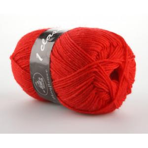 Mayflower 1 Class Garn Unicolor 2014 Röd
