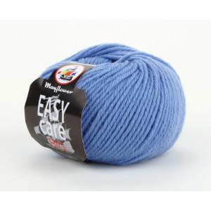 Mayflower Easy Care Big Garn Unicolor 110 Ljus Blå