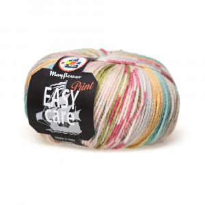 Mayflower Easy Care Garn Print 901 Pastell