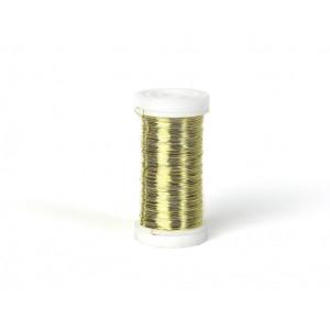 Myrtentråd / Blomtråd Guld 0