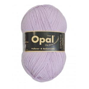 Opal Uni 4-trådigt Garn Unicolor 5186 Syren