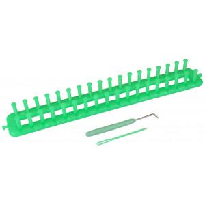 Påtring / Knitting ring Avlång - 38 cm Ass. färger