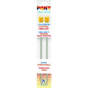 Pony Stickor till barn 18 cm 3