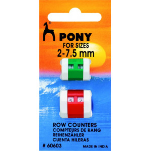Pony Varvräknare 2-7