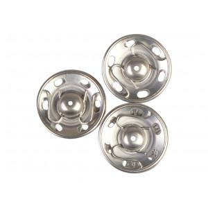 Prym Tryckknappar Silver 21mm 3 st.