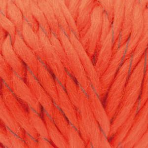 Rico Creative Glühwürmchen Reflexgarn 009 Orange